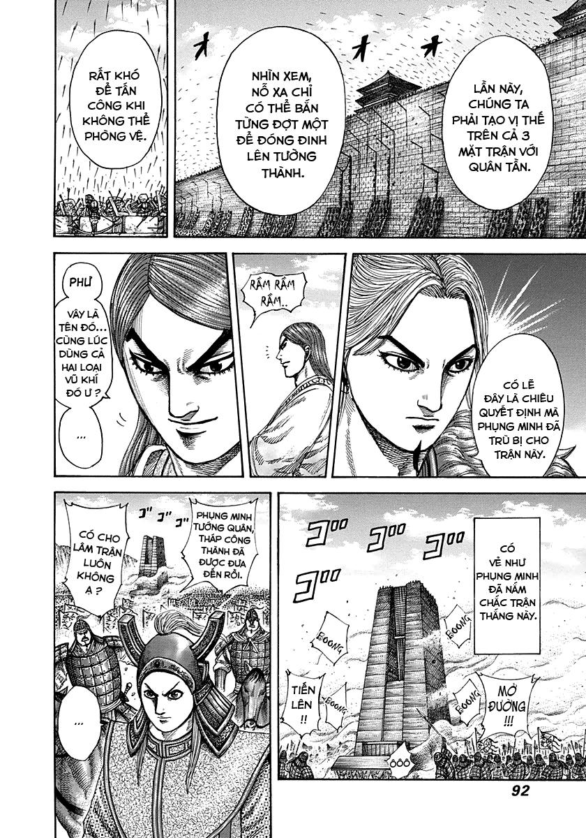 Kingdom – Vương Giả Thiên Hạ (Tổng Hợp) chap 299 page 18 - IZTruyenTranh.com