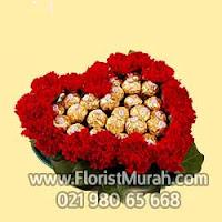 Jual Rangkaian Bunga Murah