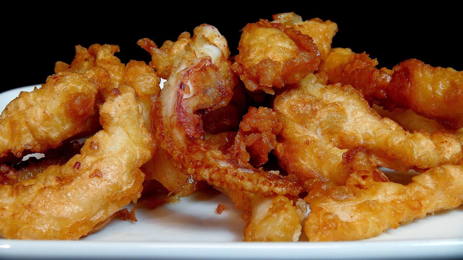 Cocinar para los amigos calamares for Cocinar 7 mares