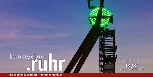 Unser Webtipp: kunstgebiet.ruhr | Der digitale Kunstführer für das Ruhrgebiet | Kunst im Pott finden