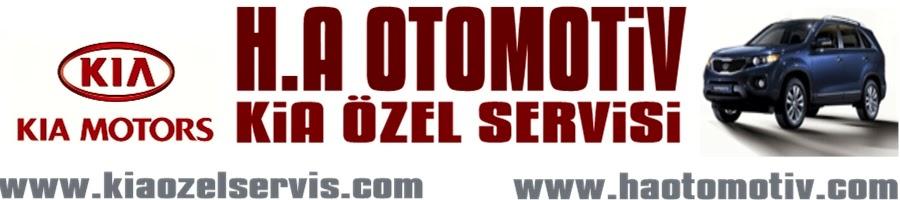 H.A Otomotiv, Kia Özel Servisi