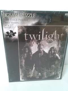 New in box Twilight Bad Vamps 1000 piece jigsaw puzzle