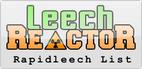 Leech Reactor - Ra[idleech List and Premium Link Generator List
