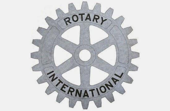 Oscar B. Jorge criador do emblema Rotary Club padrão, 1920