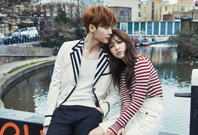 Dorama Minaoshi Is It Real Are Lee Jong Suk And Park