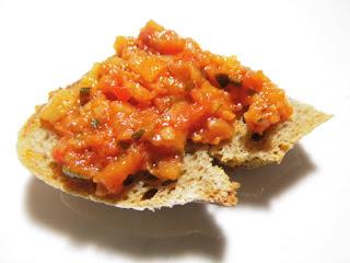 Pesto Rustico als Brotaufstrich