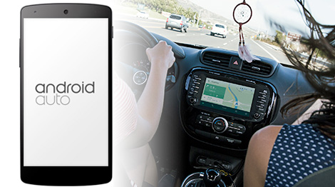 Google,Android Auto