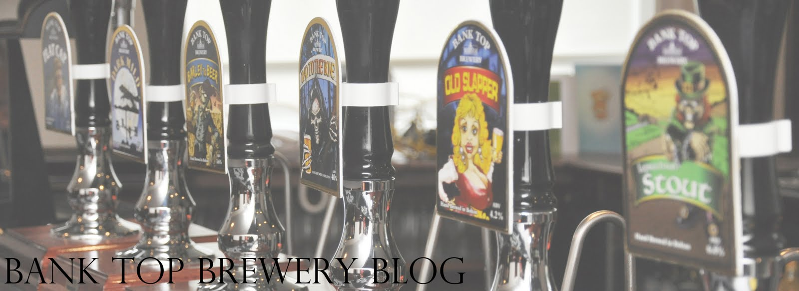 Bank Top Brewery Blog