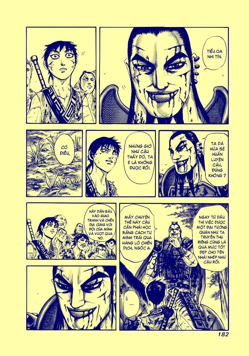 Kingdom – Vương Giả Thiên Hạ chap 499 Trang 23