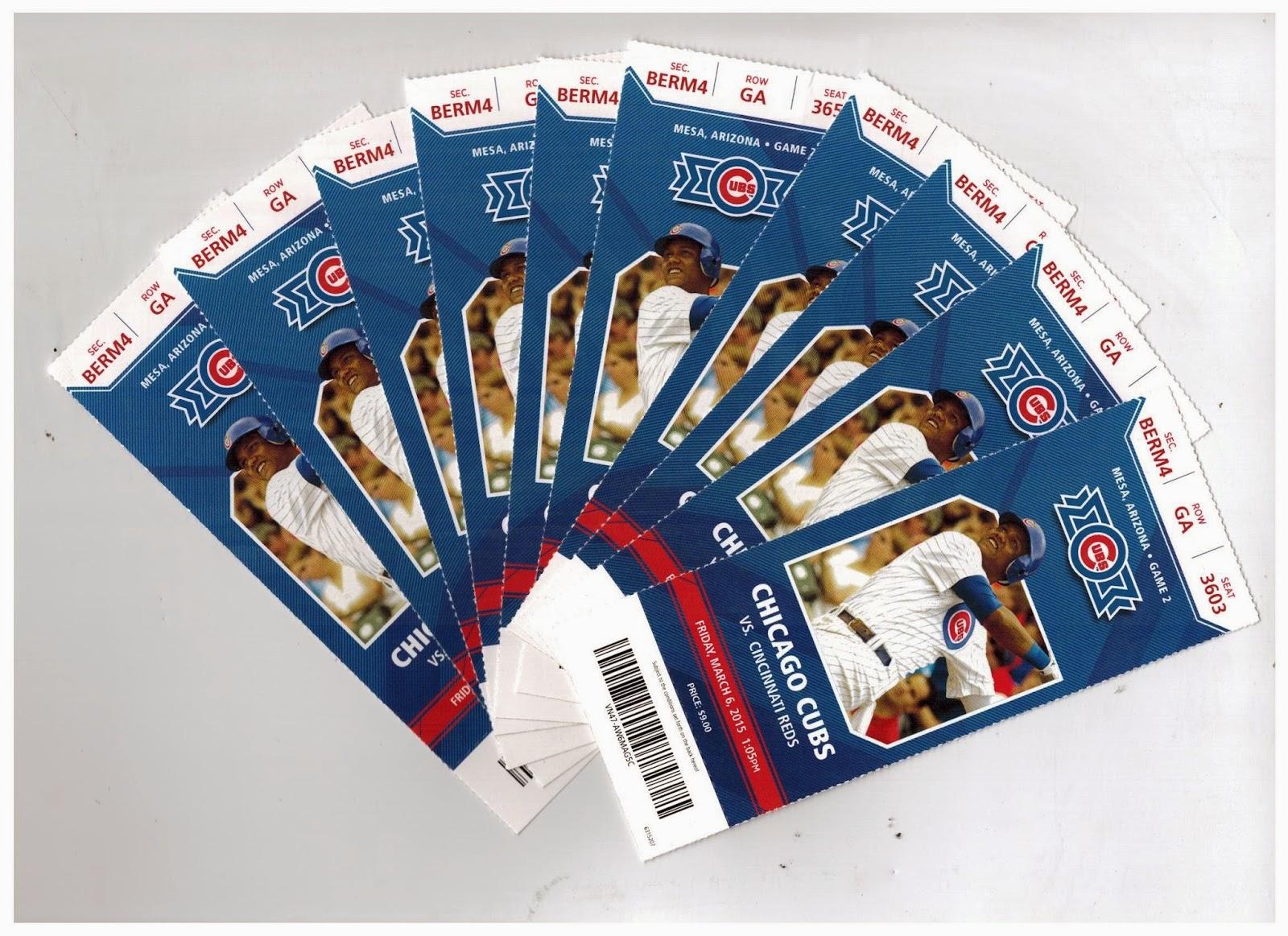 Enjoy Free Parking For Chicago Cubs Spring Training Games At Larry H Miller Nissan Mesa