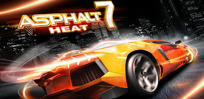 Asphalt 7 HD Heat