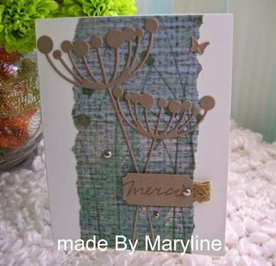 card by maryline