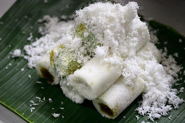 Resep Membuat Kue Putu Aren Bambu Tradisional Indonesia