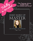200 page Instructional & Inspirational make-up technique Book (softcover & E-book)