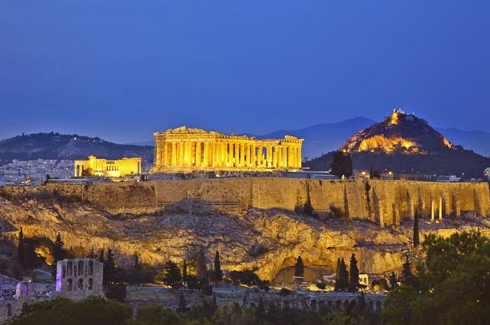 Ancient Wonders Revealed on Guided Tours of Greece
