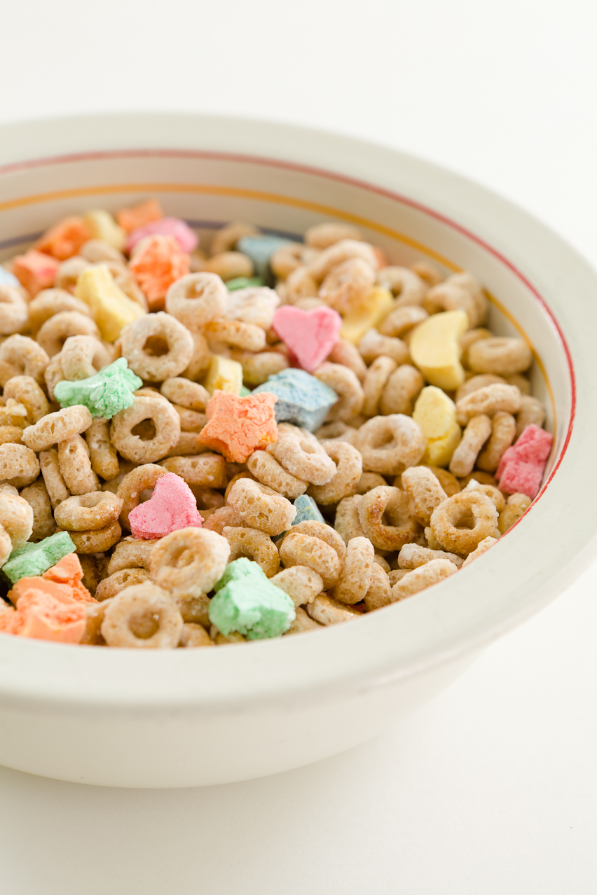 images of lucky charms