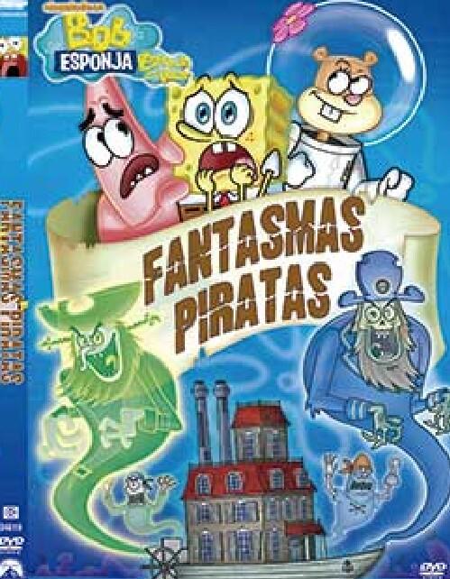 Bob Esponja: Fantasmas Piratas