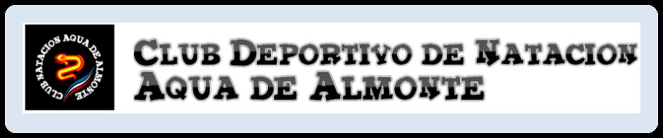 Club Deportivo de Natación AQUA de Almonte
