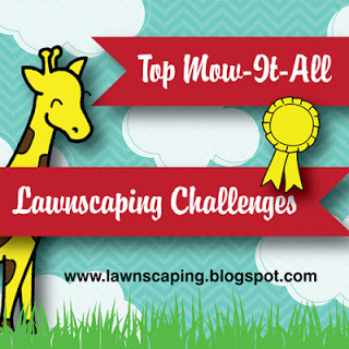 Top Mow-It-All at Lawnscaping Challenges