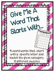 http://www.teacherspayteachers.com/Product/Word-Work-Give-Me-A-Word-For-977569