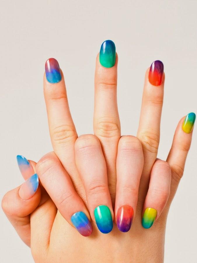 cute nail polish ideas, cute nail ideas for summer, nail design ideas