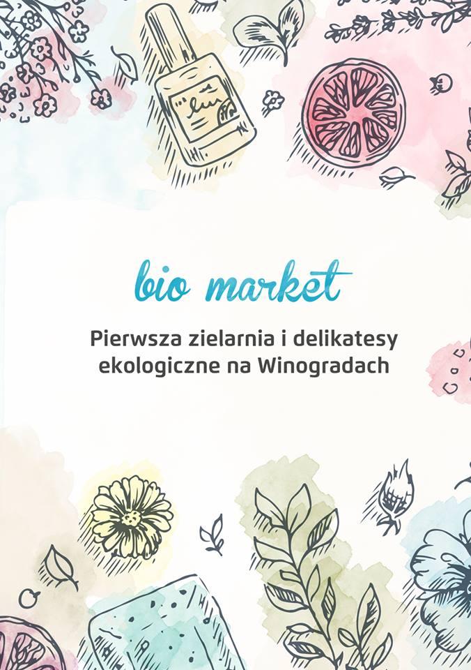 przyjaźnimy się z Bio market