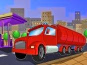 Gaz Tankeri Sürme