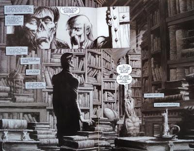 Frankenstein Alive, Alive # 2 - Steve Niles Bernie Wrightson