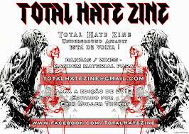 TOTAL HATE ZINE