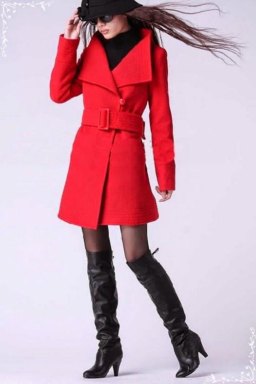 Wintermantel für Damen 2014