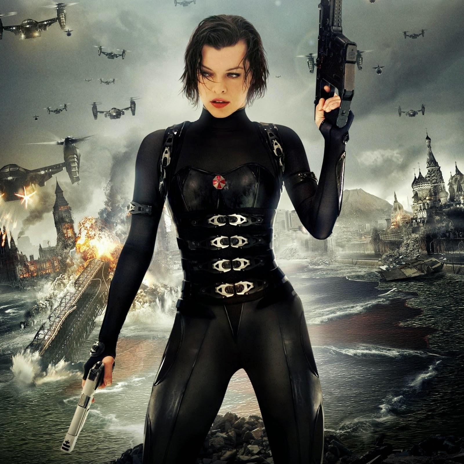 Filme de Resident Evil é confirmado para 2016
