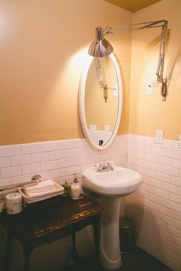 Decoracion De Baños Luz En Casa:casas de alquiler: baños