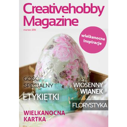 Gość Specjalny w magazynie CreativeHobby Magazine nr 3/2016