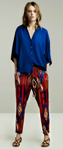Zara pantalones mujer