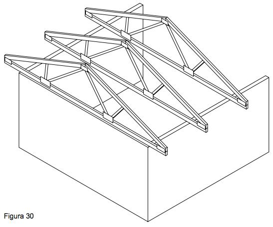 Tecnoedificaci n en sistemas estructurales modelo vivenda - Cerchas metalicas para cubiertas ...