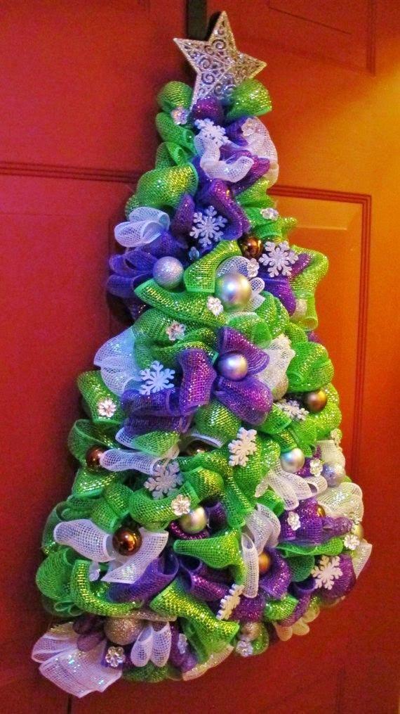 Arboles de navidad decorados fotos arboles de navidad - Arboles decorados ...