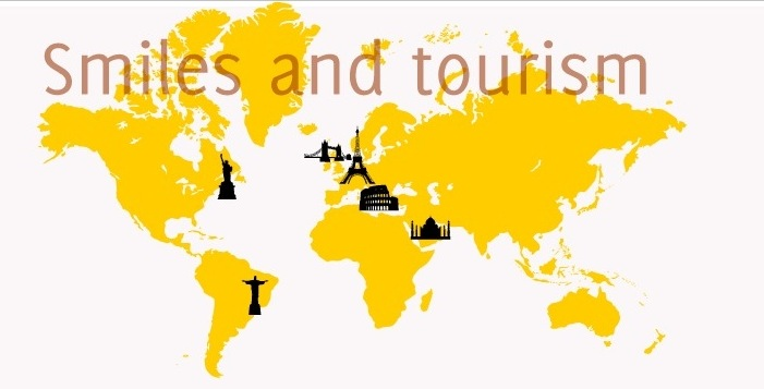 smiles and tourism