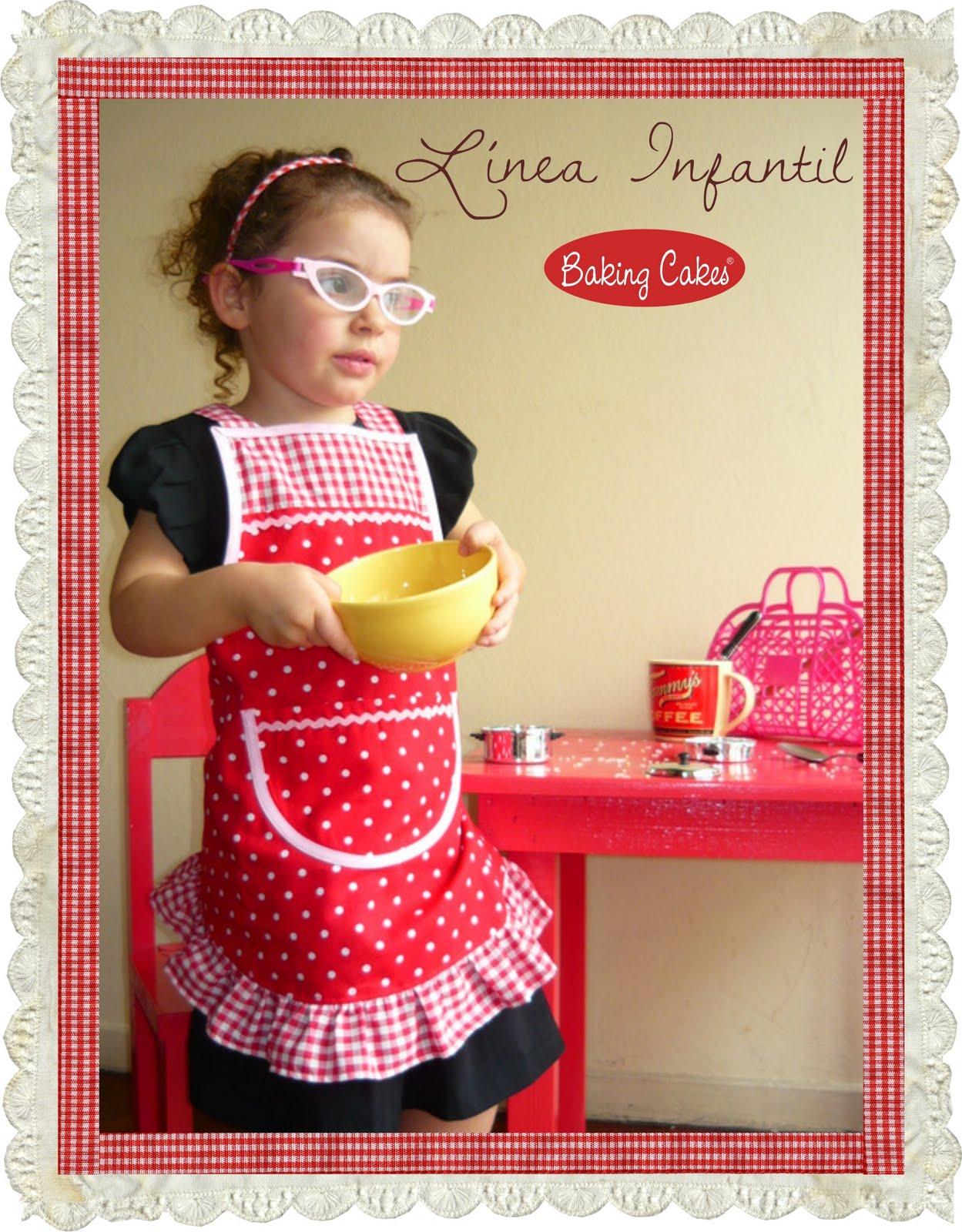 Baking cakes delantales y accesorios de cocina agosto 2011 - Modelos de delantales de cocina ...