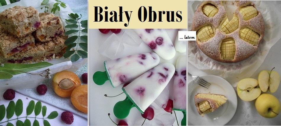 Biały Obrus