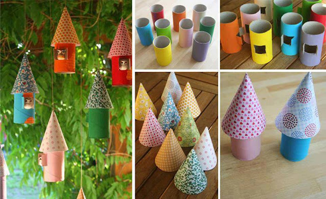 jardins ideias criativas : jardins ideias criativas:Baú da Arteira: IDEIAS FOFAS PARA JARDINS E VARANDAS