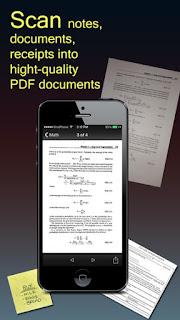 برنامج fast scanner للمسح الضوئى للاندرويد والايفون اخر اصدار 2015