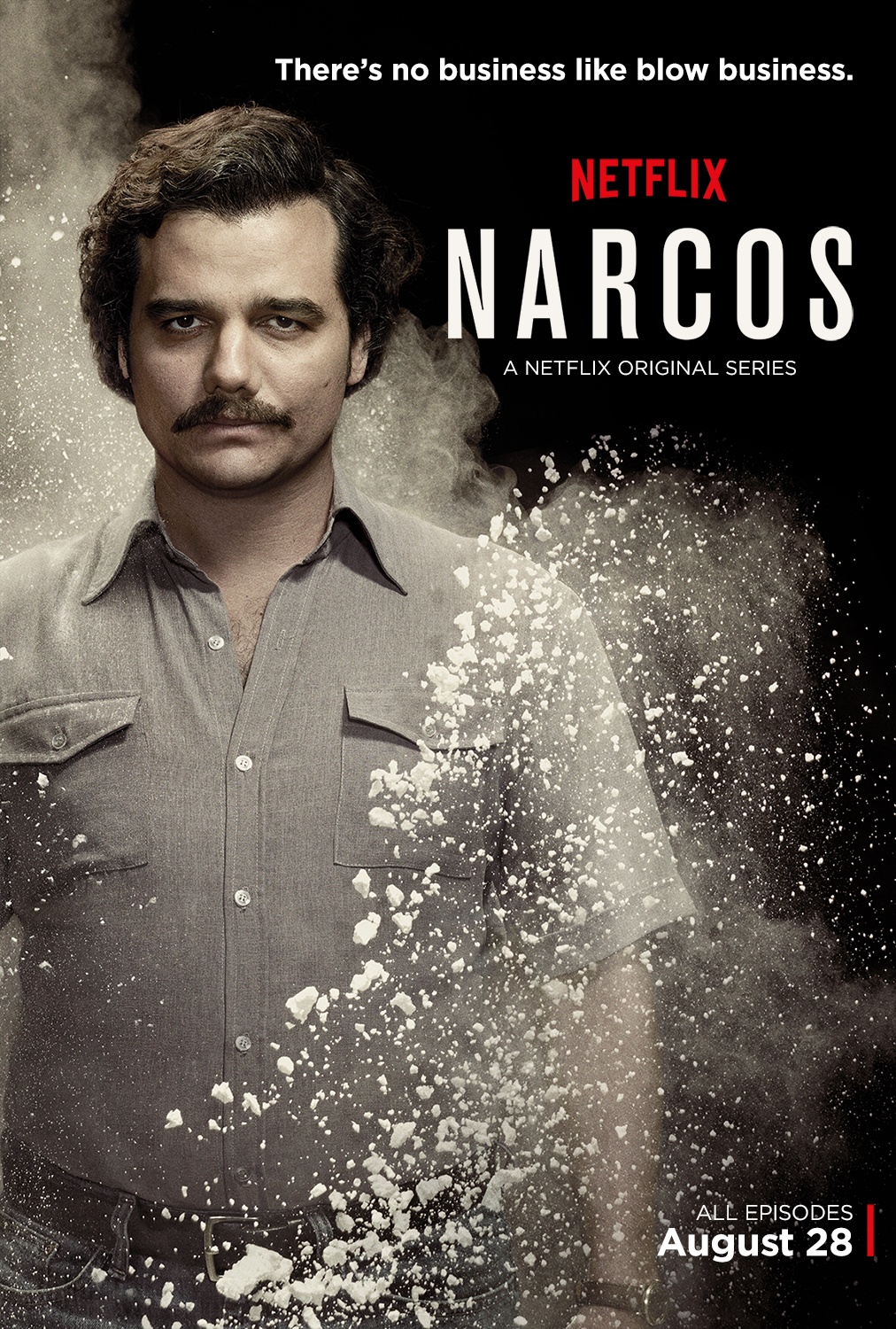 Narcos – Todas as Temporadas (2015)