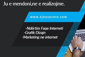 Ndertim Faqe Interneti