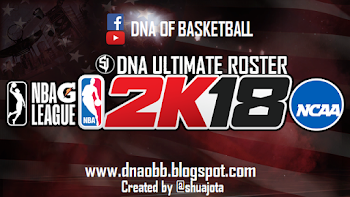 NBA 2K18 DNA Ultimate Roster RELEASED!
