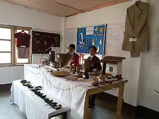 Snowdrops School Krishnanagar Mirik presents Art and Craft exhibition