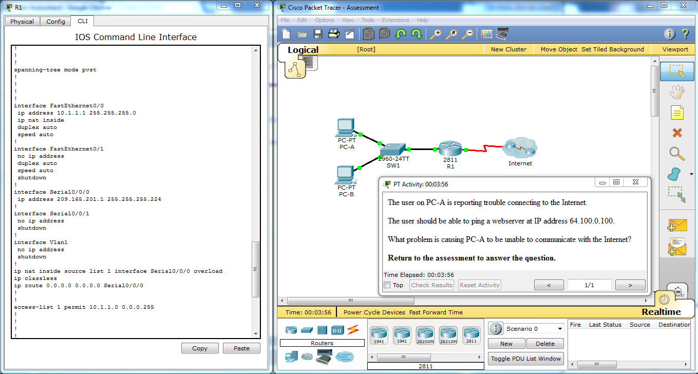 cisco chapter 1 answers Ccna 1 chapter 1 question and answer, cisco question and answer, cisco tutorial question ans answer cisco question and answer.