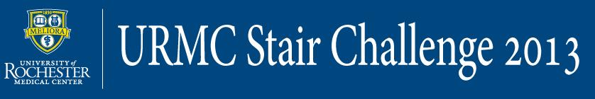 URMC Stair Challenge 2013