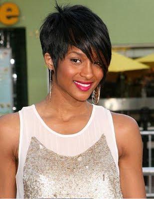 Best Trendy Black Short Haircuts