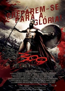 Baixar 300 RMVB Dublado + AVI Dual Áudio BDRip Torrent