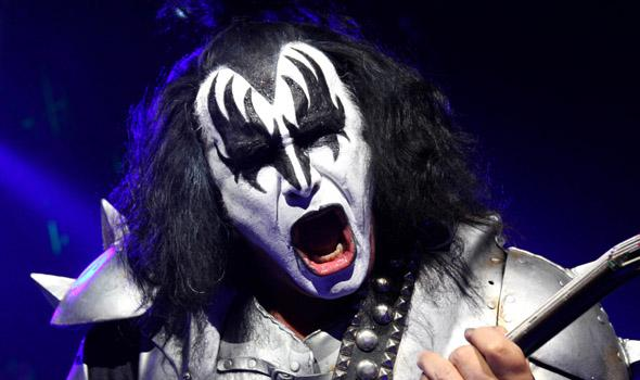 Gene Simmons has married Shannon Tweed